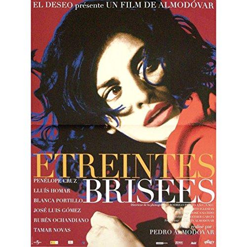 ETREINTES BRISEES Póster de película, 40 x 60, diseño 2009 ...