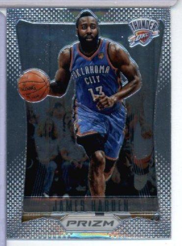 f1678c28a4d6 Amazon.com   2012 13 Panini Prizm Basketball Card  95 James Harden ...