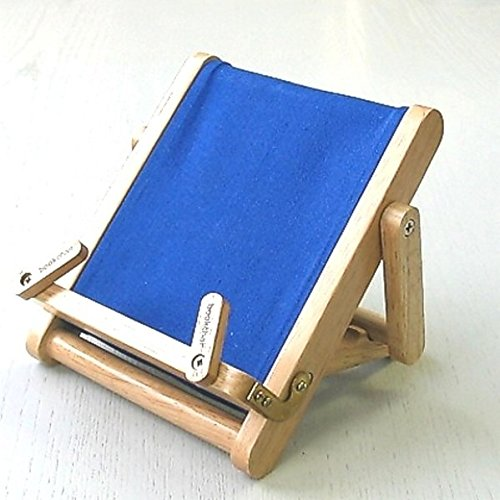 Bookchair Deluxe Mini - Blue from Thinking Gifts