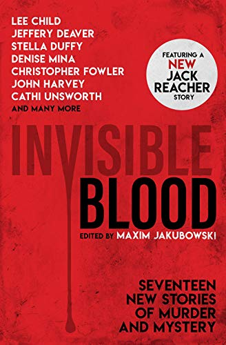 Image of Invisible Blood