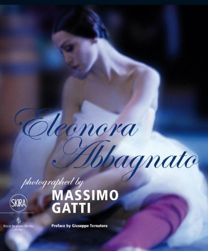 Eleonora Abbagnato: Photographed by Massimo Gatti