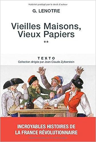 Lire Vieilles maisons, vieux papiers : Tome 2 epub, pdf