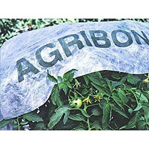 Agribon AG-19 (83'' x 50')/Frost Blanket/Floating Row Crop Cover/Garden Fabric Plant Cover