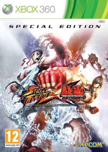 Street Fighter X Tekken - Special Edition (Street Fighter X Tekken Special Edition Xbox 360)