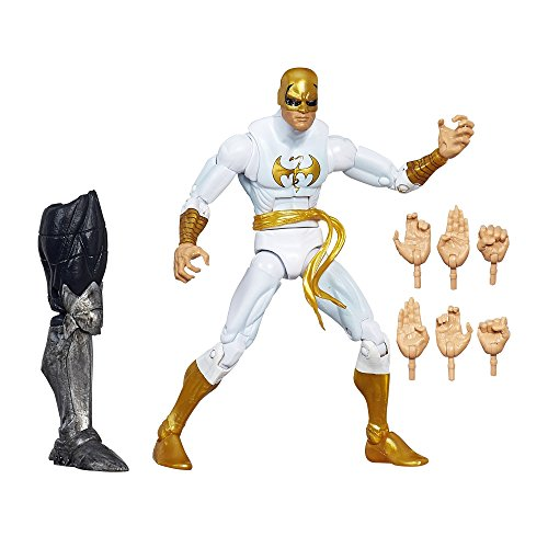 The Alien Costume Part 2 (Marvel Legends Infinite Series Iron Fist 6-Inch Figure)