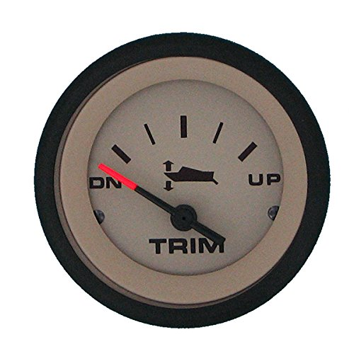 59709P Sahara Outboard & I/O Trim Gauges for Yamaha, 2