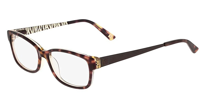 41acfe00d8 ANNE KLEIN Eyeglasses AK5047 206 Mocha Tortoise at Amazon Men s Clothing  store