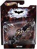 Hot Wheels The Dark Knight Bat-Pod Die Cast Vehicle,1:50 Scale