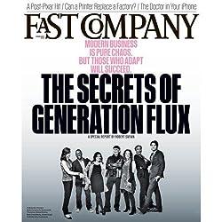 Audible Fast Company, February 2012