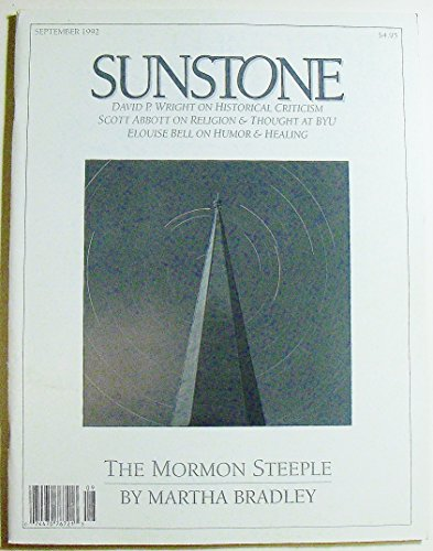Sunstone Magazine, Volume 16 Number 3, September 1992, Issue 89