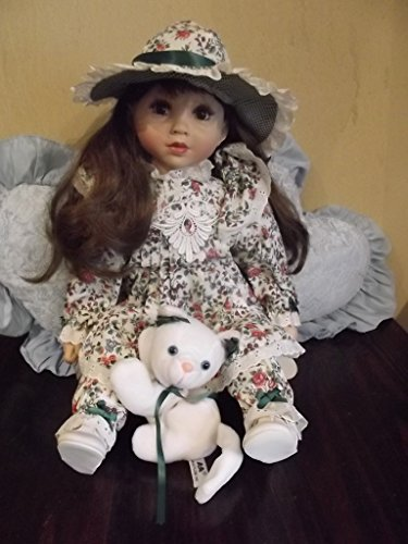 """Lloyd Middleton's Royal Vienna Doll Collection - """"Adrianne"""" - by Cheri McFooes"""