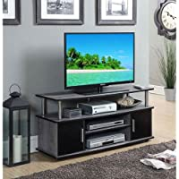 Convenience Concepts 151401WGY Designs2Go Television Stand, Weathered Gray