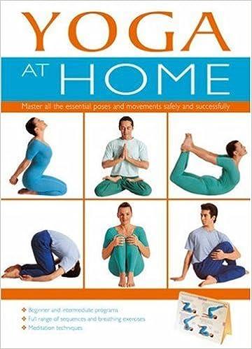 Yoga at Home by Liz Lark (2008-01-11): Amazon.es: Liz Lark ...