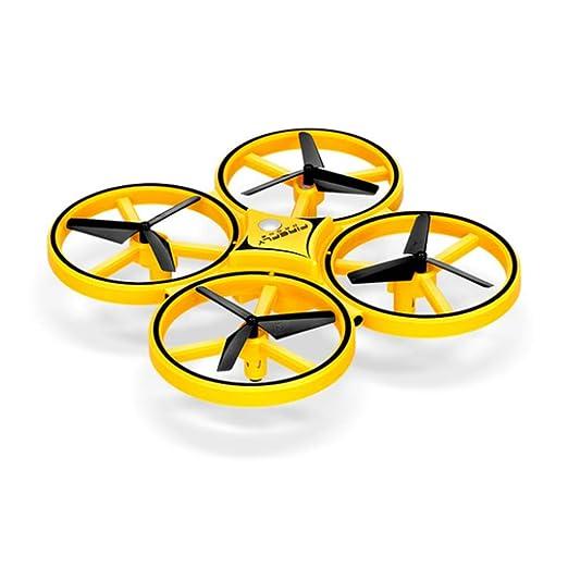 SAJDH Mini Dron para Niños, Control De Infrarrojos Sensorial De ...