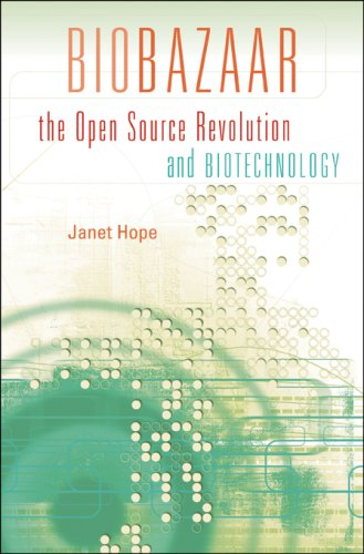 Biobazaar: The Open Source Revolution and Biotechnology