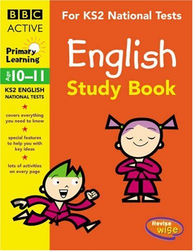 KS2 Revisewise English Study Book