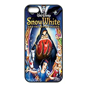 Snow White and the Seven Dwarfs Case Cover For iPhone 5S Case