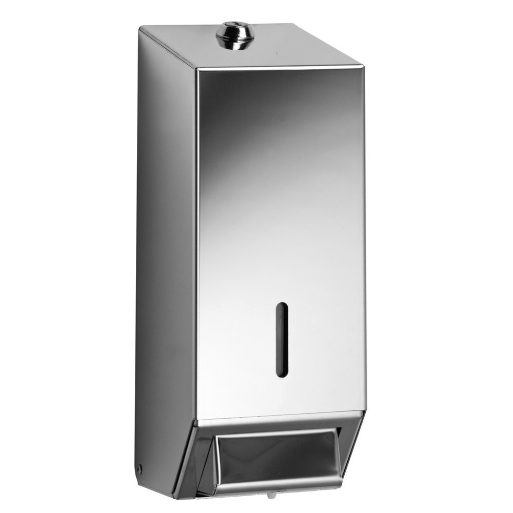 Enov BK002 Stainless Steel Soap Dispenser, 1 L Capacity
