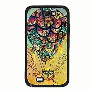 Attractive Surprised Hot-air balloon Phone Case Cover For Samsung Galaxy Note 2 n7100