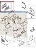 HP RM1-0027-020CN Rear output tray assembly - Includes upper rear paper output tray and cover