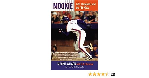 Mookie: Life, Baseball, and the 86 Mets (English Edition)