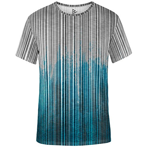 Blowhammer T-Shirt Herren - Gradient Blue