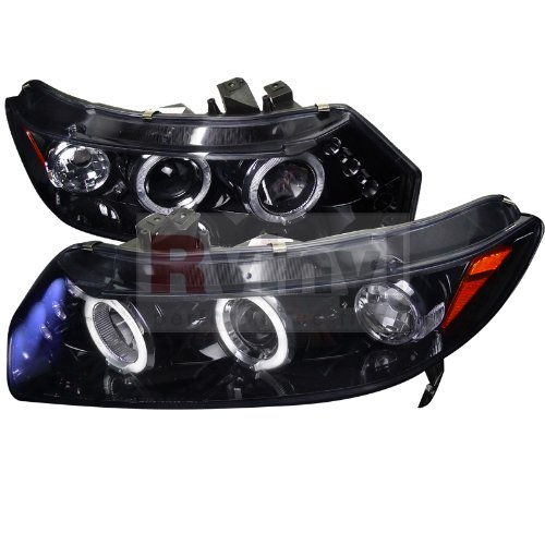 06 civic coupe headlights - 5