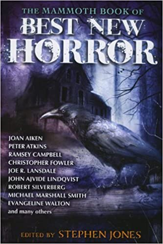 Image result for the mammoth book of best new horror 23