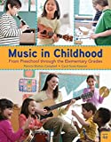 img - for Music in Childhood Enhanced: From Preschool through the Elementary Grades, Spiral bound Version book / textbook / text book