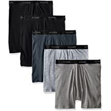 Hanes Ultimate Men's 5-pack FreshIQ Boxer Brief - Assorted Packs