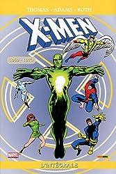 X-Men l'Intégrale : 1969-1970