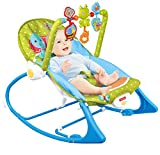 Best Infant To Toddler Rockers - TotCraft Infant to Toddler Rocker Baby Chair Ba Review