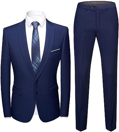 WYX Trajes de boda para hombre, trajes de boda, tallas ...