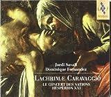Lachrimae Caravaggio by Savall, Ferran (2007-06-12)