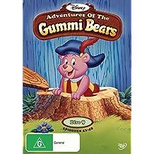 Adventures of the Gummi Bears - Disc 9 DVD
