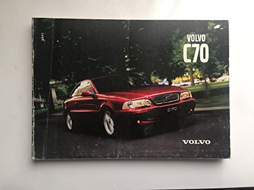 Volvo C70 Coupe - 2001 Volvo C70 Coupe Owner's Manual