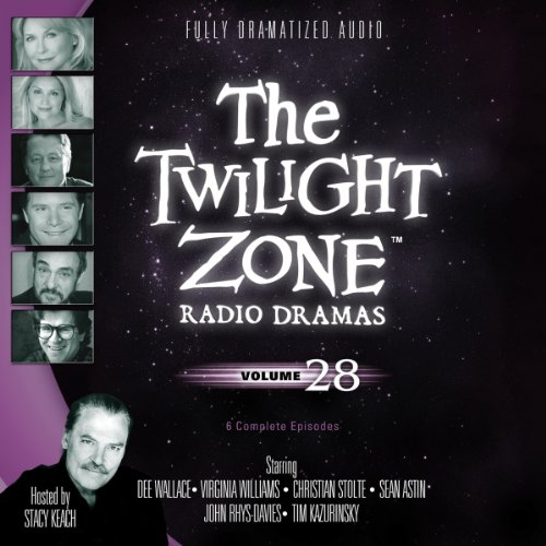 The Twilight Zone Radio Dramas, Volume 28 Audiobook [Free Download by Trial] thumbnail