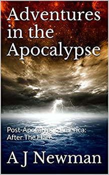Adventures Apocalypse Post Apocalyptic America After ebook product image
