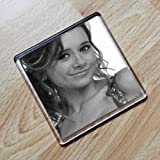 OLESYA RULIN - Original Art Coaster #js001