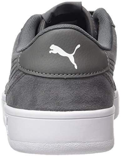 Puma Pearl Adulte Breaker Basses Mixte Sneakers Sd Pearl smoked Court smoked Gris r64Pwxr