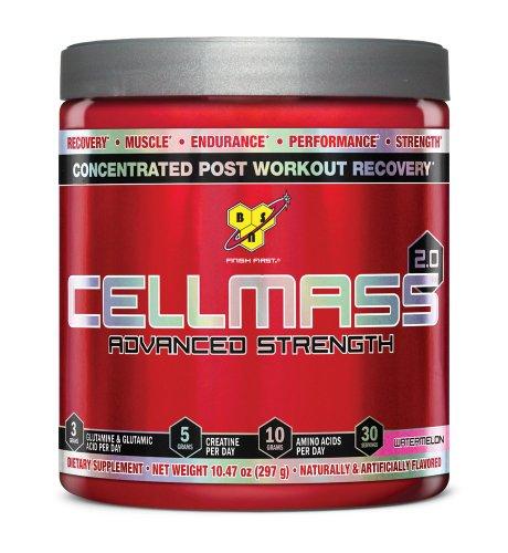 BSN CellMass 2,0, арбуз, 10,47 унций (30 порций)