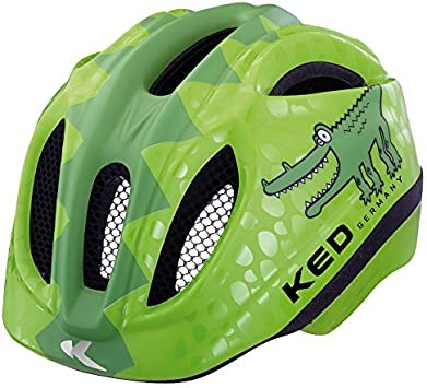 Casco KED Meggy Reptile