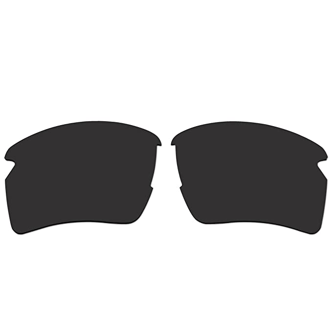 044d1404ad Replacement Polarized Lenses for Oakley Flak 2.0 XL Sunglasses (Black