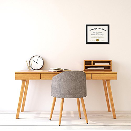 Document-Frame-Made-to-Display-Certificates-85×11-Inch-Document-Frames-Certificate-Frames-Standard-Paper-Frame