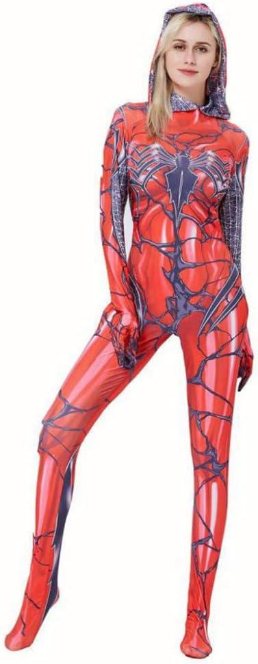 WEDSGTV Niño Spiderman Mujer Spiderman Disfraces Superheroes Ninos ...
