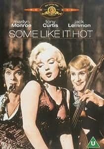Some Like It Hot [Reino Unido] [DVD]: Amazon.es: Marilyn