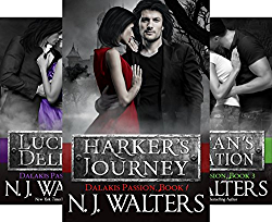 Dalakis Passion (5 Book Series) by  N. J. Walters