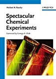 img - for Spectacular Chemical Experiments book / textbook / text book