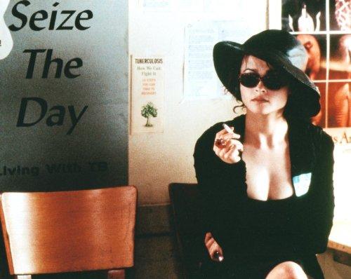 Helena Bonham Carter Sunglasses Smoking 8x10 glossy Photo - Sunglasses Smoking