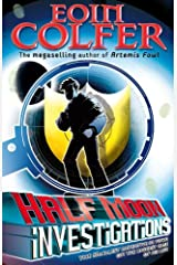 Half Moon Investigations Kindle Edition